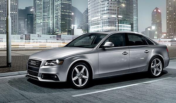 Audi A4 2012 – невероятно удобный и экономичный автомобиль