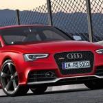 Audi RS5 2012 фото