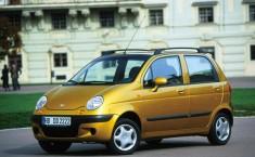 Автомобиль Daewoo Matiz – симпатичный представитель из Кореи