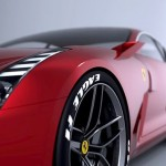 Концепт Ferrari 612 GTO фото