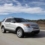 Ford Explorer 2012: краткий обзор