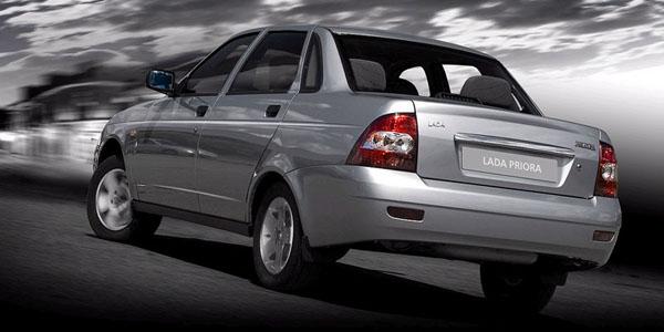 Автомобиль Lada Priora – очередное достижение АвтоВАЗ