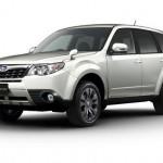 Обзор Subaru Forester 2012