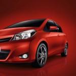 Toyota Yaris 2012: обзор