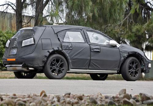 В Интернет «случайно» проникли фото рестайлинга Lexus RX
