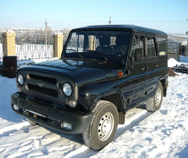 УАЗ UAZ Hunter – «охотник» от отечественного производителя