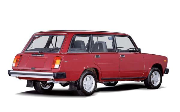 Эксплуатация ВАЗ 2104 – особенности национального автомобилестроения