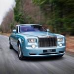 Фото авто Rolls Royce Phantom EE