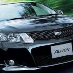Впечатления от Toyota Allion