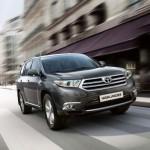 Toyota Highlander 2012: плюсы и минусы