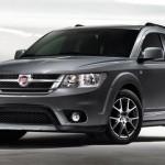Dodge Journey теперь с полным приводом и улучшенным двигателем