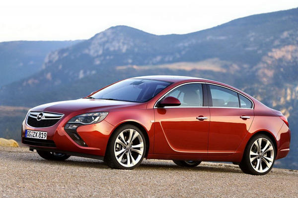 Opel insignia review