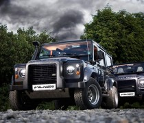 tuning Land Rover Defender 01