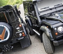 tuning Land Rover Defender 03