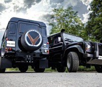 tuning Land Rover Defender 04