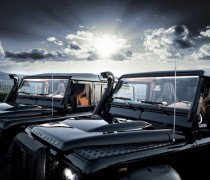 tuning Land Rover Defender 05