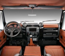 tuning Land Rover Defender 07