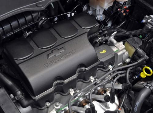 Chevrolet Spin 2013