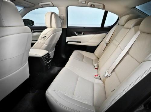 Салон Lexus GS 2012