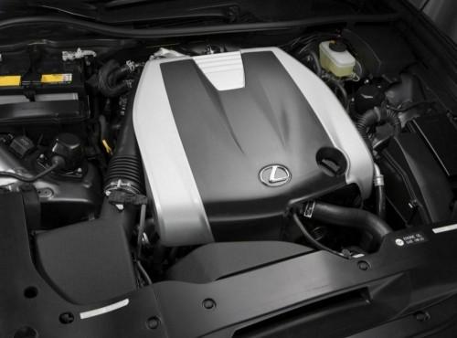 Двигатель Lexus GS 2012
