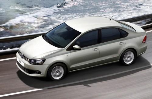 Фольксваген Поло cедан (Volkswagen Polo Sedan)