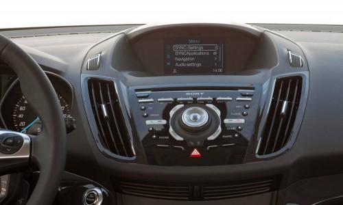 Ford Kuga 2013 (Форд Куга)