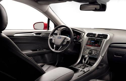 Пятое поколение Ford Mondeo 2013