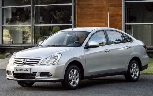 Nissan Almera 2013 от АвтоВАЗ