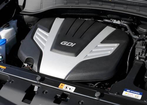 Технические характеристики Hyundai Santa Fe 2013