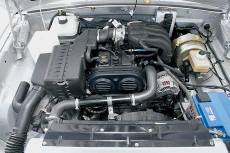 газ 31105 двигатель крайслер