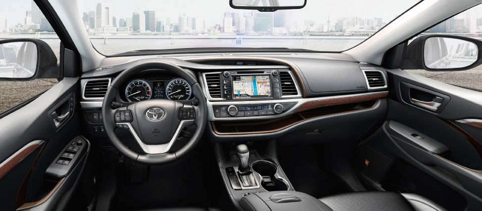 ... характеристики Тойота Хайлендер 2014