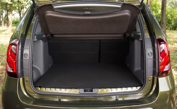 Багажник Рено Дастера 2015 - 2017 года