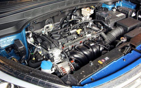 Двигатель Хендай Греты