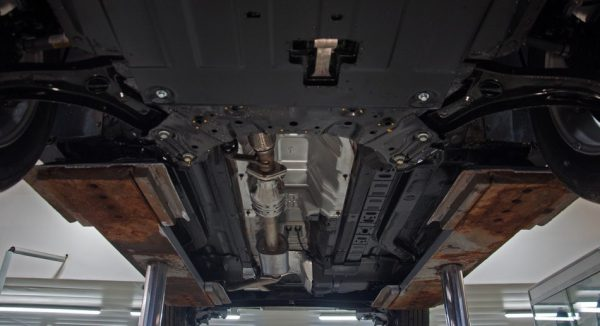 Подвеска Hyundai Creta