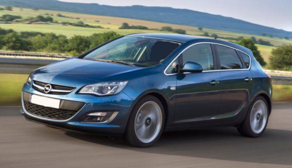 Управление и комфорт автомобиля Opel Astra J