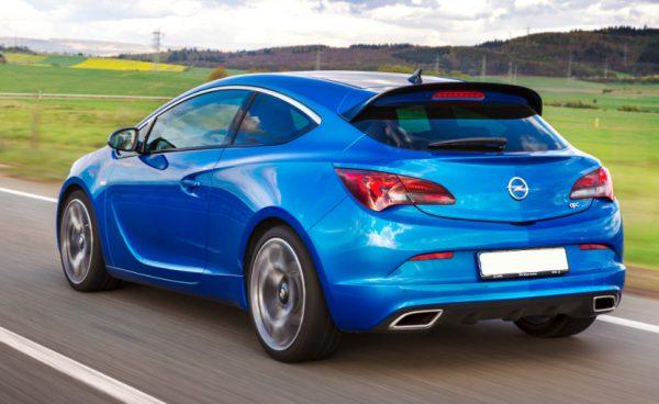 Фото Opel Astra OPC