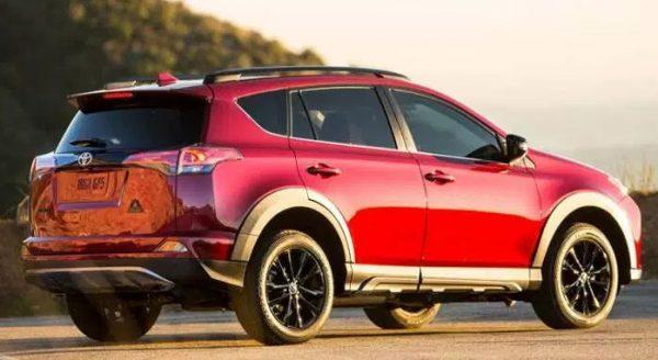 Обзор Toyota RAV4 2018 IV поколения