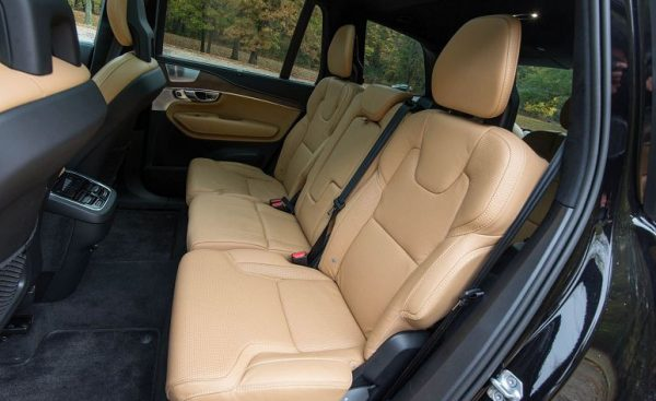 Экстерьер нового Volvo XC90 2019 года