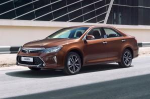 Тест-драйв новой Тойота Камри (Toyota Camry) 2017 года