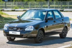 Полный тест-драйв автомобиля Лада Приора (Lada Priora)