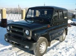 УАЗ UAZ Hunter – «охотник» с очень знакомыми чертами