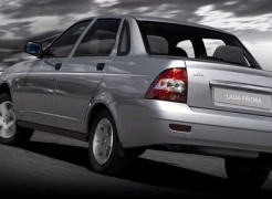 Тест драйв автомобиля Lada Priora