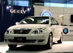 Тест драйв Geely FC: китайская Тойота Королла