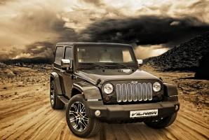 Jeep Wrangler от тюнеров Vilner