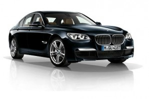 BMW 7 2013