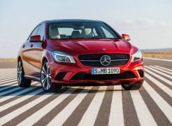 Mercedes Benz CLA: новинка для людей, желающих выделиться из толпы