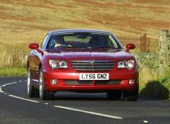Chrysler Crossfire (крайслер кроссфаер) — цена, технические характеристики