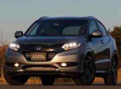 Хонда Везел 2014 — HR-V-преемник